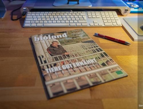 Fotograf für Bioland Fachmagazin Titelstory